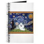 TR-Starrynight-Poodle-whiteliedwn Journal