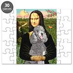 MP-MONA-Poodle-SST-Silver-Gabe Puzzle
