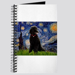 5.5x7.5-Starry-Pood-ST-Blk-Tkr Journal