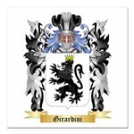 Girardini Square Car Magnet 3