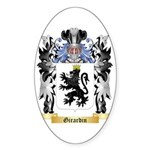Girardin Sticker (Oval 50 pk)