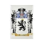 Girardet Rectangle Magnet (100 pack)