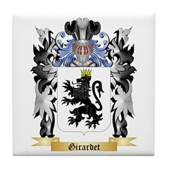 Girardet Tile Coaster