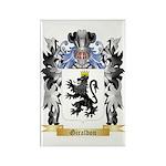 Giraldon Rectangle Magnet (100 pack)
