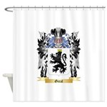 Giral Shower Curtain