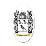 Giovannini 20x12 Oval Wall Decal