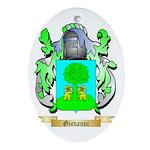 Giovanni (2) Ornament (Oval)