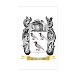 Giovannetti Sticker (Rectangle)