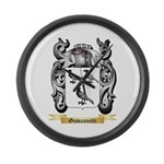 Giovannetti Large Wall Clock