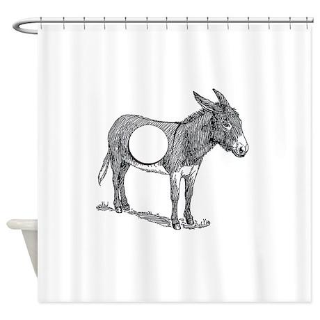 Shower ass hole