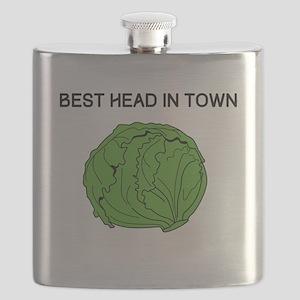 Best Head In Town Flask