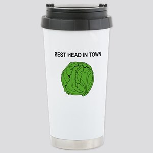 Best Head In Town Travel Mug
