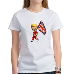 British Boy Women's T-Shirt