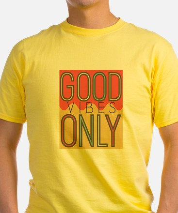 Good Vibes Only Color T
