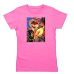 ANGEL3-Rottie3 Girl's Tee