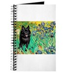 Schipperke 7 - Irises Journal