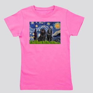 MP-STARRY-SchipperkePAIR Girl's Tee