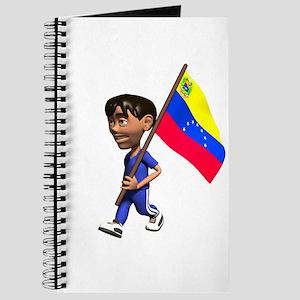 Venezuela Boy Journal
