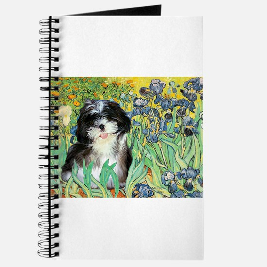 Irises - Shih Tzu 12.png Journal