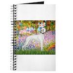 PILLOW-Garden-Whippet11B Journal