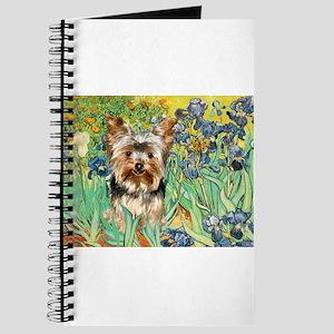 5.5x7.5-Irises-Yorkie17 Journal