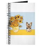 MP-Sunflowers - Yorkshire Terrier 17 Journal