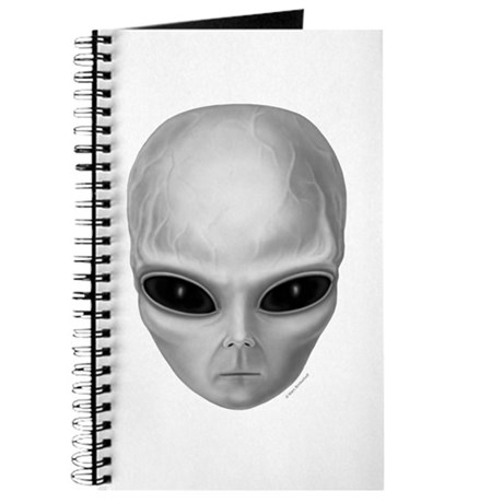 Alien Stare Journal
