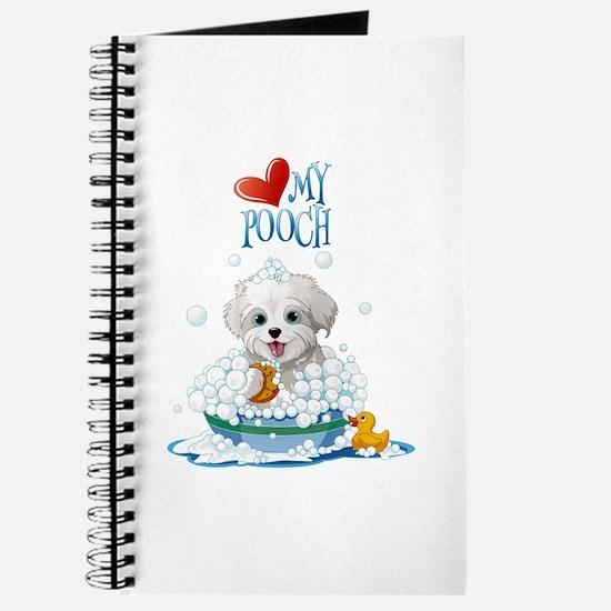 Love My Pooch- Journal