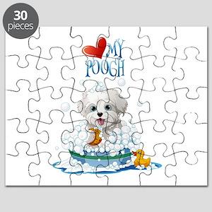 Love My Pooch- Puzzle
