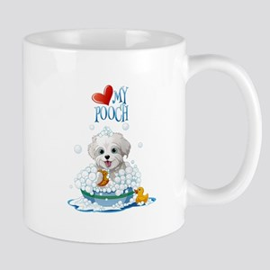 Love My Pooch- Mug