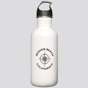 California - Mission B Stainless Water Bottle 1.0L