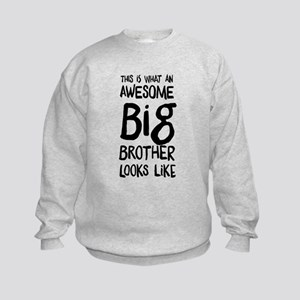 This is what an awesome big brother looks like. Sw