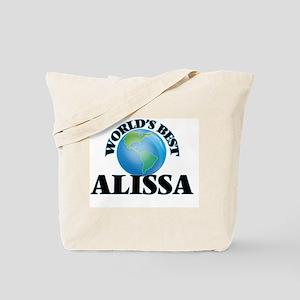 World's Best Alissa Tote Bag