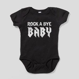 Rock a bye baby Baby Bodysuit