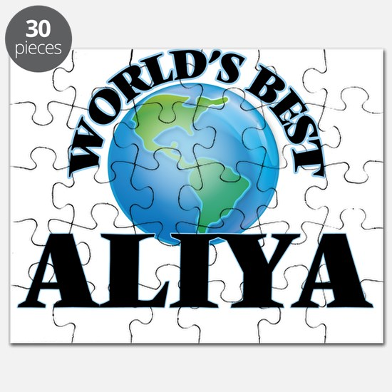 World's Best Aliya Puzzle