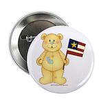 American Bear Button