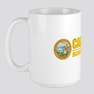 California Born And Bred Mugs