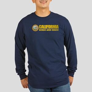 California Born and Bred Long Sleeve T-Shirt