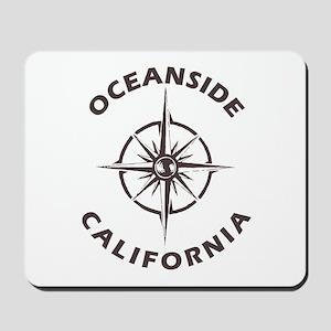 California - Oceanside Mousepad