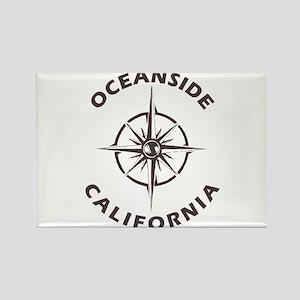 California - Oceanside Magnets