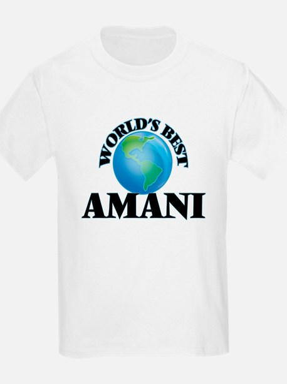 World's Best Amani T-Shirt
