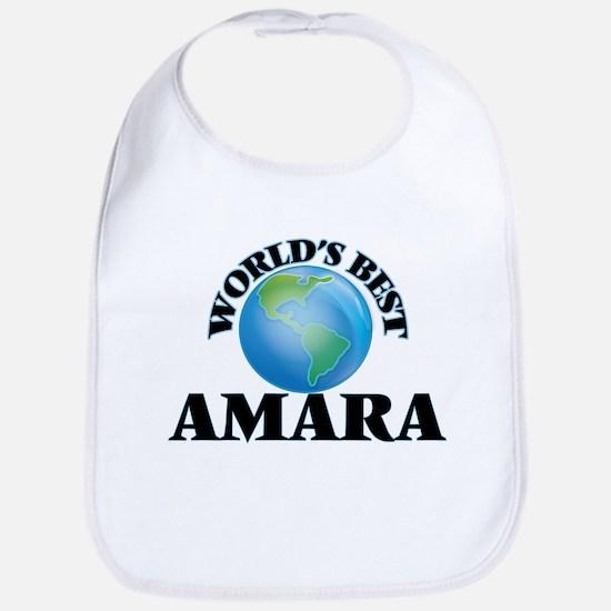 World's Best Amara Bib