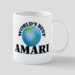 World's Best Amari Mugs