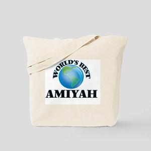 World's Best Amiyah Tote Bag