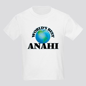 World's Best Anahi T-Shirt