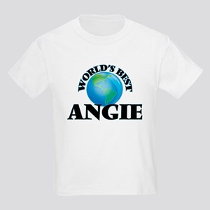 World's Best Angie T-Shirt