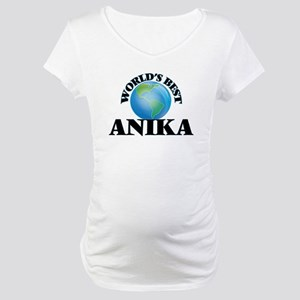 World's Best Anika Maternity T-Shirt