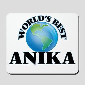 World's Best Anika Mousepad