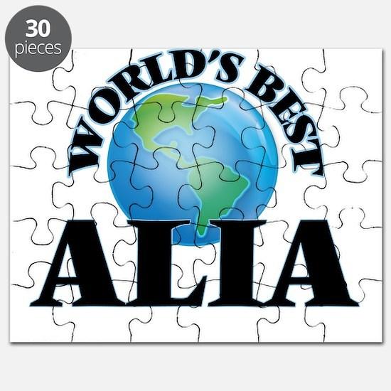 World's Best Alia Puzzle