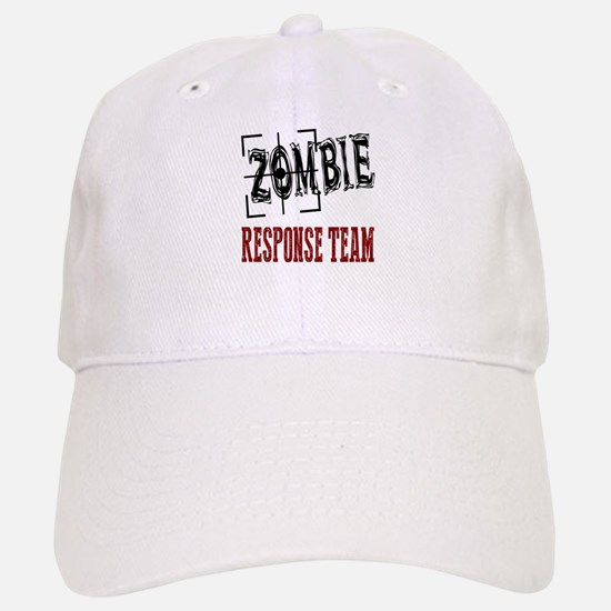 Zombie Response Team Baseball Baseball Cap